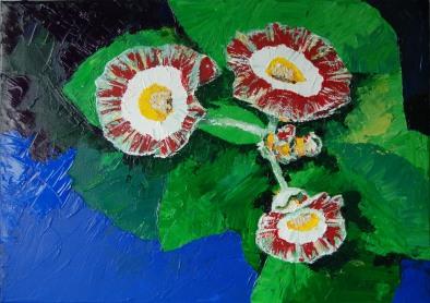 Mazetta Stripe Original Commemorative Painting by Tony Broomfield