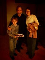 Jordi, Dexter and Lou