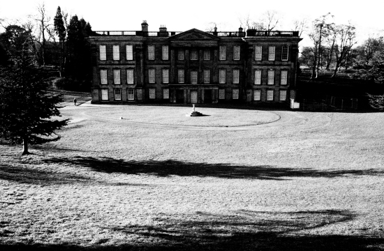 Our venue - the beautiful National Trust Calke Abbey