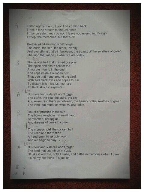 lyrics-refugee