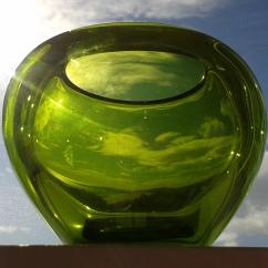 Holmgaard Heart Vase