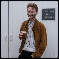 Corey at The Ship Inn 1